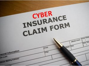 cyber insurance claim form